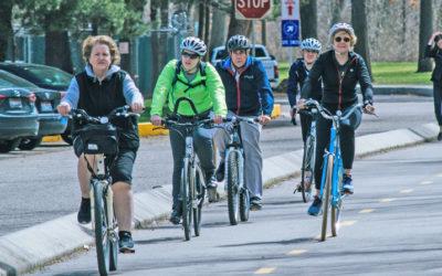 Cyclos Poitiers-Couronneries Buxerolles