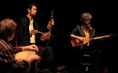 Voyage musical avec Alev Trio