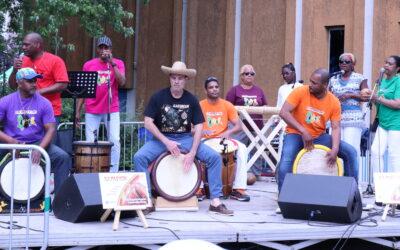 Musique et danse des Antilles