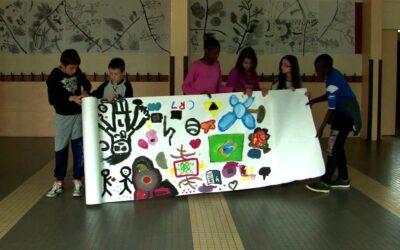 Peintures, graffitis, et nous et nous et nous…