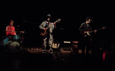 Résidence n°7 : Sam Numan Trio